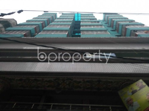 Front view - Shop to Rent in Kotwali, Dhaka - 1823743