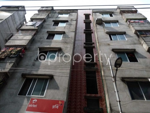 Front view - 2 Bed Apartment for Sale in Sutrapur, Dhaka - 1824880