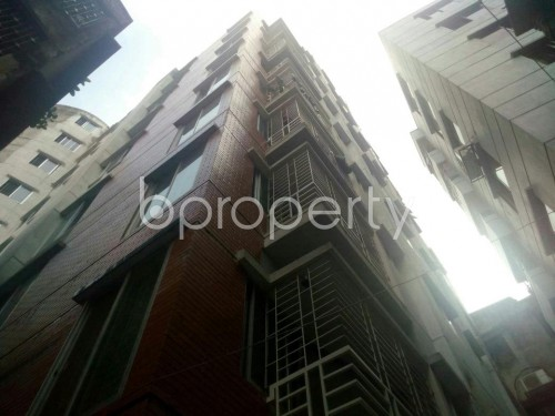 Outside view - 3 Bed Apartment for Sale in Motijheel, Dhaka - 1824986