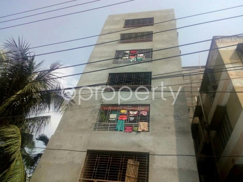 Outside view - 3 Bed Apartment for Sale in Hazaribag, Dhaka - 1825948