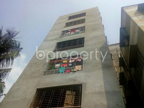 Outside view - 2 Bed Apartment for Sale in Hazaribag, Dhaka - 1825950