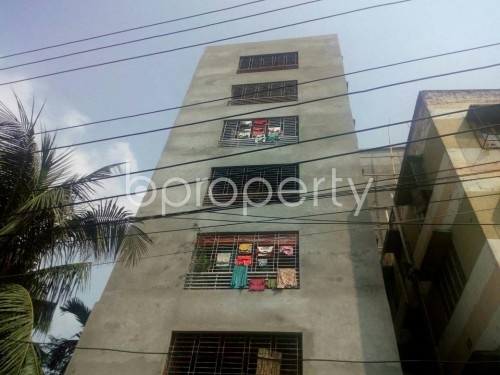 Outside view - 3 Bed Apartment for Sale in Hazaribag, Dhaka - 1825978