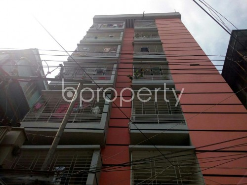 Outside view - 2 Bed Apartment for Sale in Hazaribag, Dhaka - 1826673