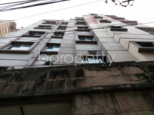 Front view - 2 Bed Apartment for Sale in Maghbazar, Dhaka - 1826688