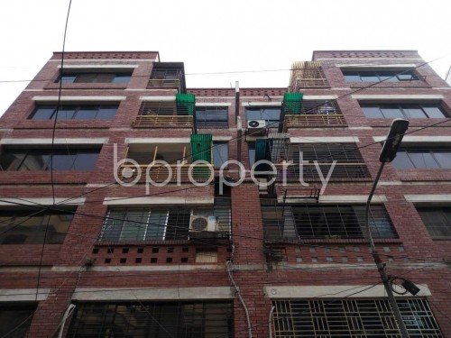 Front view - 4 Bed Apartment for Sale in Banani, Dhaka - 1826984