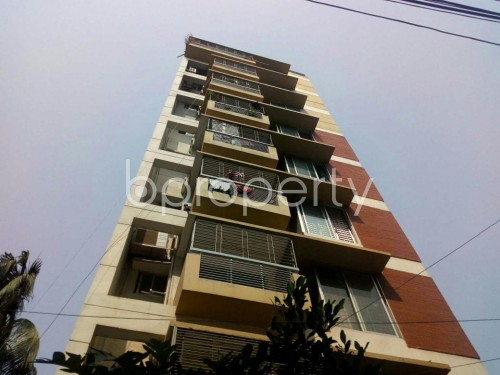 Outside view - 3 Bed Apartment for Sale in Hazaribag, Dhaka - 1827089