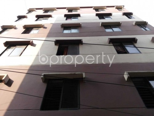 Front view - 2 Bed Apartment to Rent in Nadda, Dhaka - 1827820