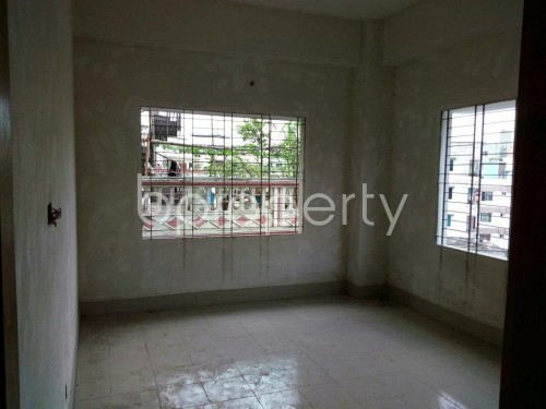 Bedroom - 3 Bed Apartment for Sale in Adabor, Dhaka - 1828497