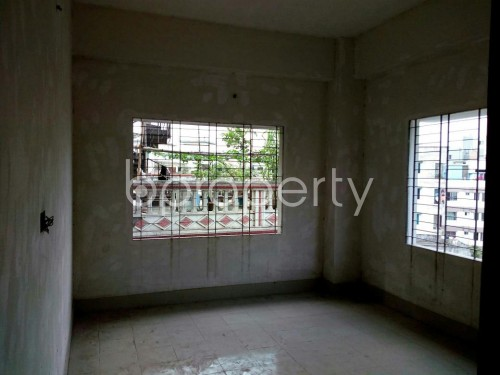 Bedroom - 3 Bed Apartment for Sale in Adabor, Dhaka - 1828503
