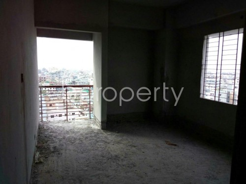 Bedroom - 3 Bed Apartment for Sale in Adabor, Dhaka - 1828504