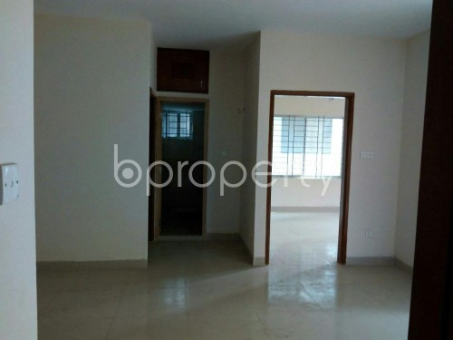 Dining area - 3 Bed Apartment for Sale in Adabor, Dhaka - 1829483