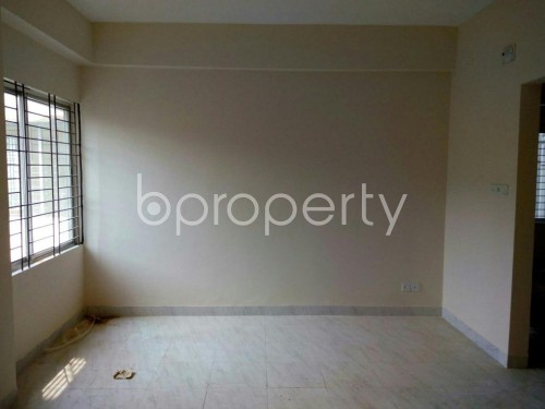Dining area - 3 Bed Apartment for Sale in Adabor, Dhaka - 1829623