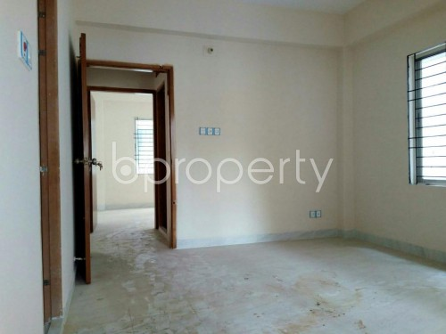 Bedroom - 3 Bed Apartment for Sale in Adabor, Dhaka - 1829627