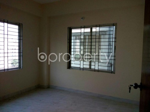 Bedroom - 3 Bed Apartment for Sale in Adabor, Dhaka - 1829628