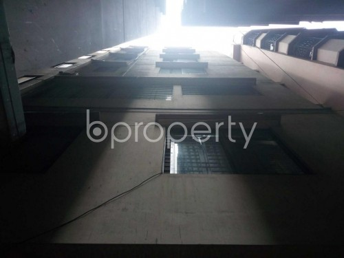 Front view - 2 Bed Apartment for Sale in Lalbagh, Dhaka - 1829640