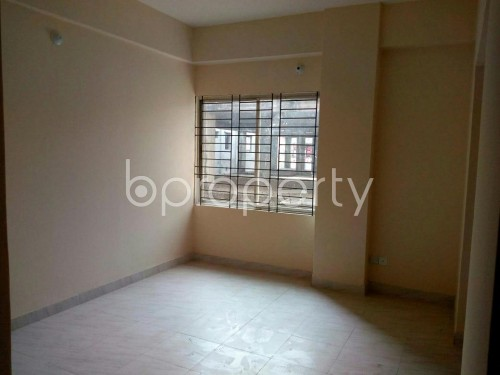 Dining area - 3 Bed Apartment for Sale in Adabor, Dhaka - 1829633