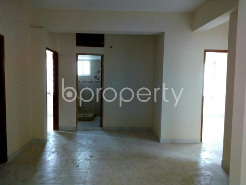 Dining area - 3 Bed Apartment for Sale in Adabor, Dhaka - 1829638
