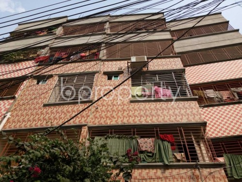 Front view - 2 Bed Apartment to Rent in Kuril , Dhaka - 1829751