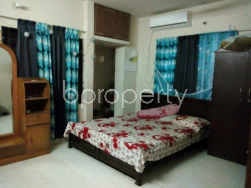 Bedroom - 3 Bed Apartment for Sale in Adabor, Dhaka - 1829927