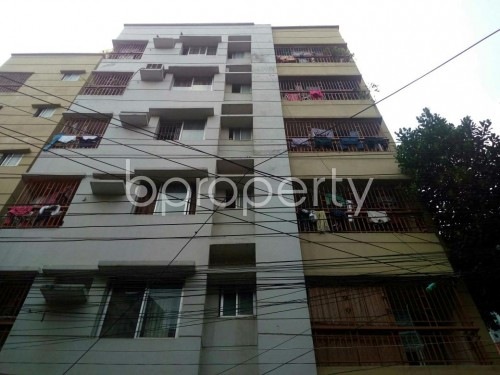 Outside view - 3 Bed Apartment for Sale in Motijheel, Dhaka - 1830047