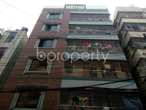 Front view - 2 Bed Apartment to Rent in Uttara, Dhaka - 1830815