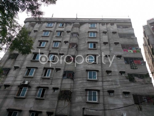 Front view - 3 Bed Apartment for Sale in Lalbagh, Dhaka - 1831009