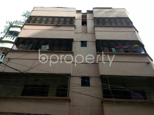Front view - 2 Bed Apartment for Sale in Adabor, Dhaka - 1831600