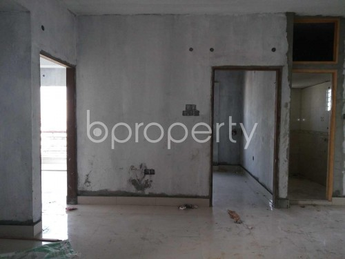 Dine/Dining - 3 Bed Apartment for Sale in Bashabo, Dhaka - 1831621
