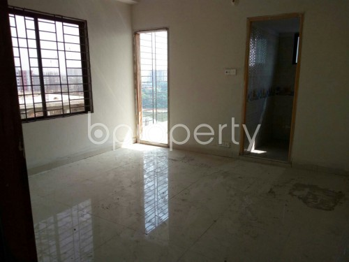 Bedroom - 3 Bed Apartment for Sale in Cantonment, Dhaka - 1831785