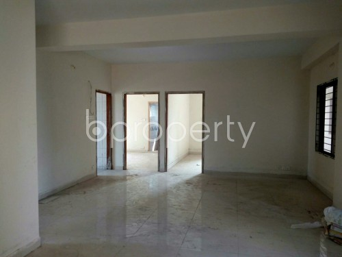 Dine/Dining - 3 Bed Apartment for Sale in Cantonment, Dhaka - 1831818