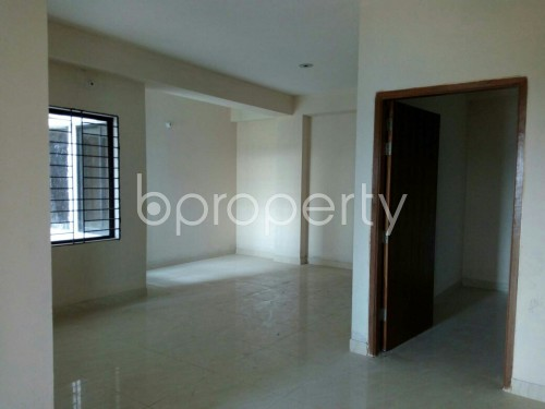 Dine/Dining - 3 Bed Apartment for Sale in Cantonment, Dhaka - 1831834