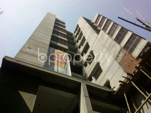 Outside view - Shop for Sale in Malibagh, Dhaka - 1832174