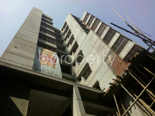 Outside view - Shop for Sale in Malibagh, Dhaka - 1832177
