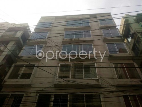 Front view - 3 Bed Apartment for Sale in Baridhara, Dhaka - 1832208