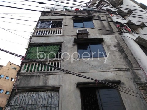 Front view - 3 Bed Apartment to Rent in Kuril , Dhaka - 1832315