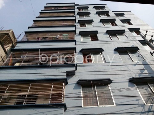 Front view - 2 Bed Apartment to Rent in Kuril , Dhaka - 1832615