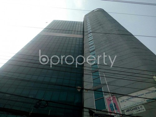 Commercial inside - Office for Sale in Badda, Dhaka - 1832908