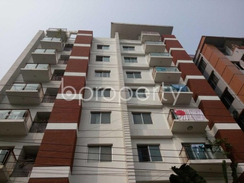 Front view - 3 Bed Apartment for Sale in Bashabo, Dhaka - 1833280