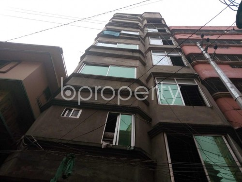 Front view - 2 Bed Apartment for Sale in Lalbagh, Dhaka - 1833512
