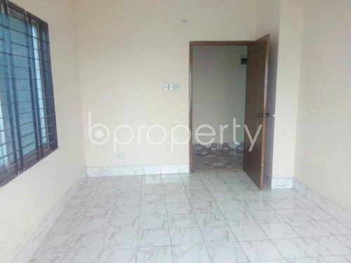 Bedroom - 3 Bed Apartment for Sale in Baghbari, Sylhet - 1833615