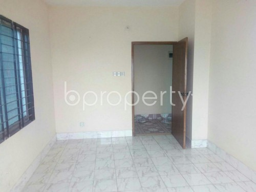 Bedroom - 4 Bed Apartment for Sale in Baghbari, Sylhet - 1833642