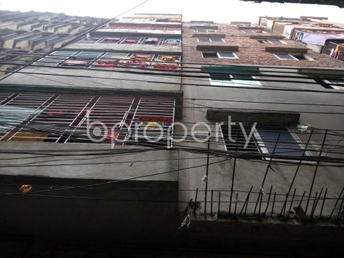 Front view - 3 Bed Apartment for Sale in Lalbagh, Dhaka - 1833814