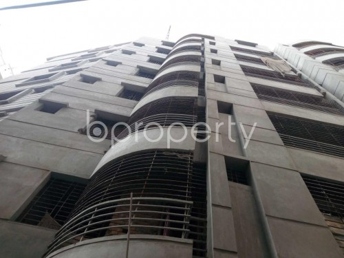 Front view - 3 Bed Apartment for Sale in Lalbagh, Dhaka - 1833878