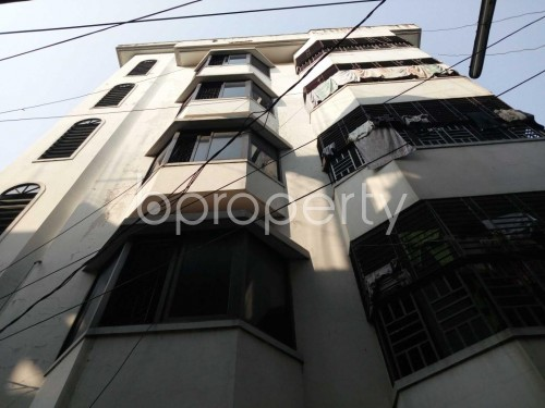 Front view - 2 Bed Apartment to Rent in Kuril , Dhaka - 1833961