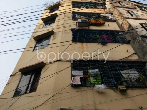 Front view - 3 Bed Apartment to Rent in Kuril , Dhaka - 1834085