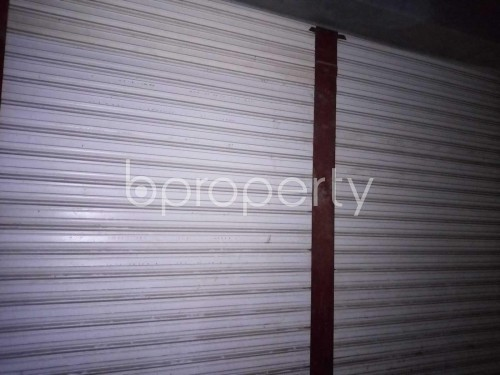 Front view - Shop for Sale in Lalbagh, Dhaka - 1834252