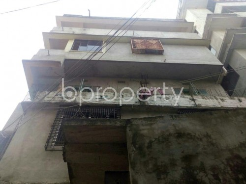 Outside view - 3 Bed Apartment to Rent in North Shahjahanpur, Dhaka - 1834329