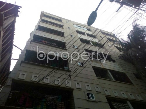 Outside view - 3 Bed Apartment to Rent in North Shahjahanpur, Dhaka - 1834381