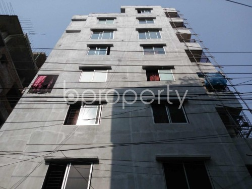 Front view - 3 Bed Apartment to Rent in Joar Sahara, Dhaka - 1834411
