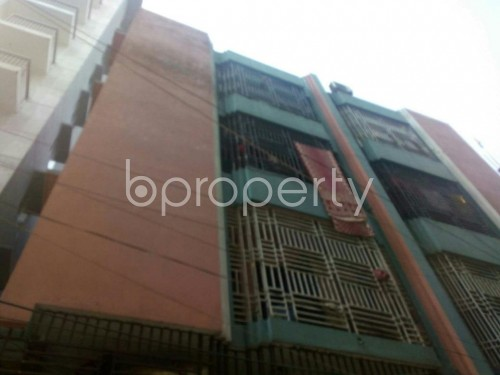 Outside view - 2 Bed Apartment to Rent in North Shahjahanpur, Dhaka - 1834539